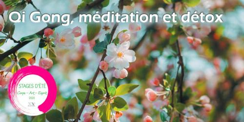 Qi Gong, méditation et détox